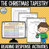 Activities to go with Thes Christmas Tapestry by Patricia Polacco