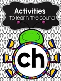 Digraph ch activities