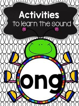 ong phonics worksheets