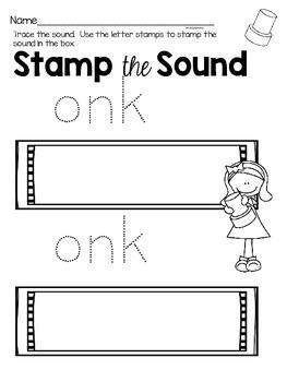 onk phonics worksheets