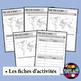 Activities to teach French/FFL/FSL: Mon tour du monde/Around the world