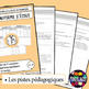 Activities to teach French/FFL/FSL: Mon uniform/School uniform