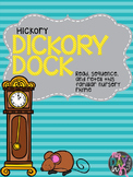 Hickory Dickory Dock Nursery Rhyme Activities