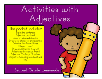 Activities with Adjectives