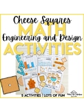 Activities with Cheese Squares | Math | Engineering | Fun Activities