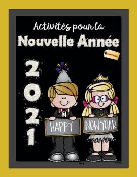 Activités pour la Nouvelle Année - New Year activities - FRENCH
