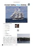 Activity: Ancient Sailing Ships