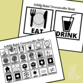 Activity-Based Communication Boards - Low-Tech Non-Verbal