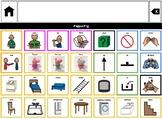 Communication Board-Peppa Pig (28 symbols)