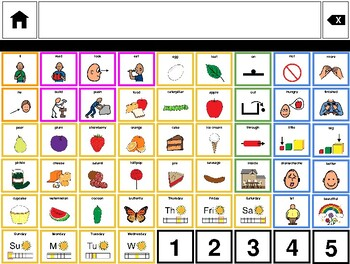Activity Board-The Hungry Caterpillar