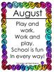 Monthly Bingo Activity Boards - Bundle