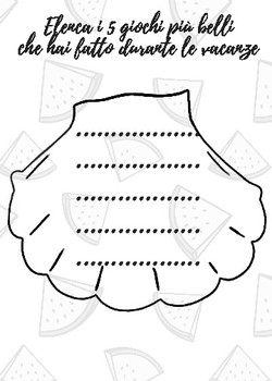 Activity Book Back to School