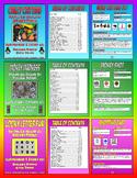 Activity Book Bundle (Color Editions)