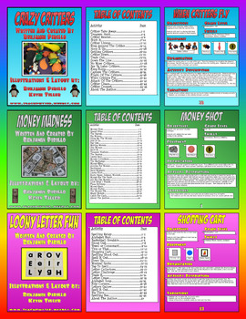 Physical education ebooks resources lesson plans teachers pay activity book bundle color editions fandeluxe Choice Image