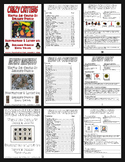 Activity Book Bundle (Print Friendly Edition)