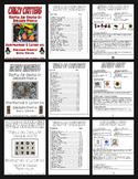Activity Book Bundle (Print Friendly Edition)