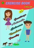 Activity Book for 1st cycle-English