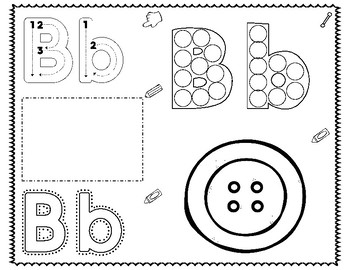 Activity Book (Letters and Sounds) for Bilingual Alphabet *NO PREP*