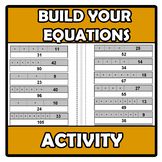 Activity - Build your equations (two steps)