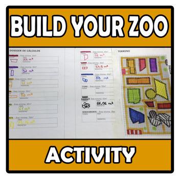 Activity - Build your zoo - Construye tu zoológico