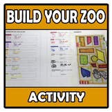 Activity - Build your zoo - Construye tu zoológico