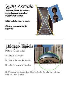 Activity Conic Sections