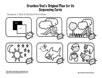 Activity-Creation/God's Original Plan for Us
