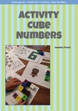 Activity Cube Numbers