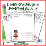 Activity: Dimensional Analysis