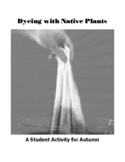 Activity - Dyeing with Native Plants