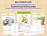 Activity Guides for Irish Stories Atsiu, An Caca Spaigiti