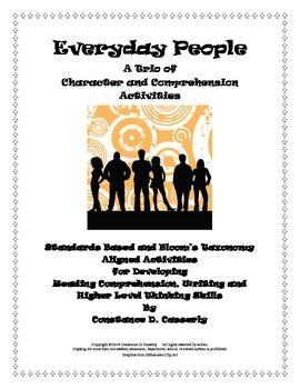 Conflict Analysis Activities - Everyday People
