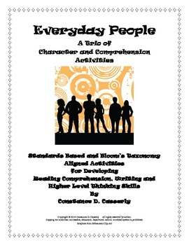 Conflict Analysis Activities - Everyday People