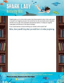 Activity Kit: Shark Lady by Jess Keating