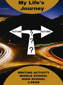 Writing Activity: My Life's Journey