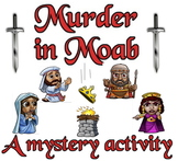 Activity: Murder in Moab free murder mystery game