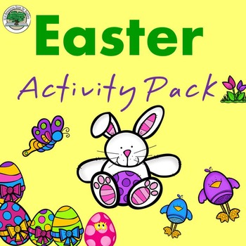 Activity Pack Bundle NO PREP Good for Sub Lessons