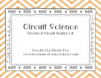 Activity Pack: Circuit Science Lab - NGSS Aligned, Inquiry Based Learning