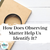 Properties of Matter Stations Lab (5-PS1-3)