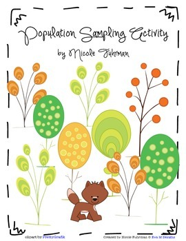 Activity Pack: Population Sampling Activity