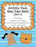 Reading Street Activity Pack: Sam, Come Back (short a)