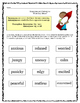 "Activity Pack for ""First Day Jitters"" by Julie Danneberg"