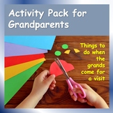 Activity Pack for Grandparents No. 1, Home