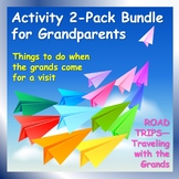 Activity Pack for Grandparents Nos-1-2 Bundle