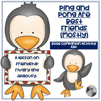 Activity Packet For Friendship/Sibling Rivalry