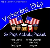 Activity Packet: Veterans Day