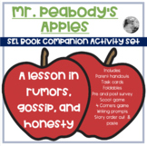 """Mr. Peabody's Apples""- A lesson in rumors, gossip, and honesty"