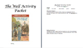 Activity Packet for THE WELL by Mildred D. Taylor
