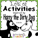 Activity Packet inspired by Harry The Dirty Dog by Gene Zion