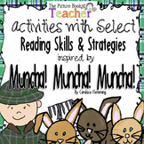 Activity Packet inspired by Muncha! Muncha! Muncha! by Candace Fleming